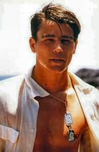 Josh Hartnett--oh, he is a babe! especially in Pear Harbor.
