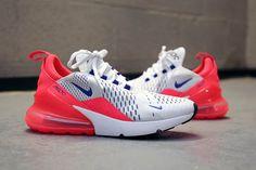 """Nike's Air Max 270 """"Ultramarine"""" Gets a Close Up"""