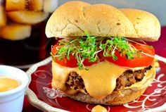 Make and share this Burger Sauce recipe from Food.com.