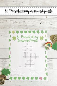 St. Patrick's Day Activity Sheet Printable from Everyday Party Magazine #StPatricksDayActivity #ColoringSheet #ShopEPM