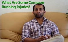 What Are Some Common Running Injuries?   In this video I am going to discuss common injuries associated with running. Whether you are running to lose weight, improve fitness, or a running fanatic…running injuries are a very common problem.  You can watch the video here:  #running #injuries #injury FREE Video Training http://tridoshawellness.com/knee-pain-video-training