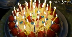 Happy birthday to you! Kids, parents, and everyone in-between can have the perfect party at South&West!