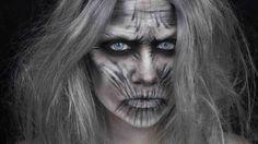 White Walker makeup - Imgur