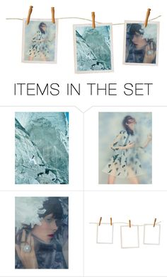 """""""glaciated"""" by jennifertrimble ❤ liked on Polyvore featuring art"""