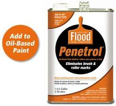 Preserve bare rusty metal:Penetrol Use alone as a base coat on bare metal to fix the rust and preserve the appearance. The finish will be darker than dry rust but similar to rust sprayed with water or oil and can be top coated with a polyurethane for a more durable finish.
