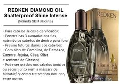 Benefícios do Redken Diamond Oil Shatterproof Shine Intense Leave in