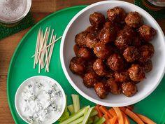 Buffalo-Buffalo Meatballs