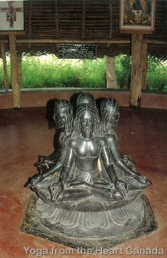 shantivanam ashram | Shantivanam Ashram, Tamil Nadu, South India