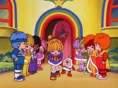 Rainbow Brite, which ran from 1984 up until 1986, is getting a reboot. Feeln, a video-on-demand service, is bringing back the rainbows and horses and characters of fluffy consistency, and you can start watching the show on November 6th. Best of all, Emily
