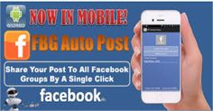 Auto Post Group Facebook