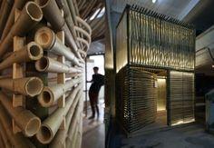 bamboo, bamboo housing, homeless, abandoned factories, hong kong, modular, modular housing, bamboo shelter, affect-t, housing crisis, tempor...