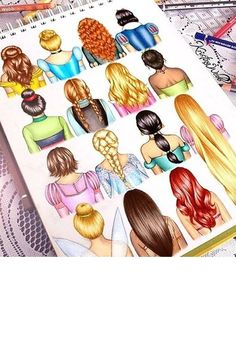Be a princess for the day and take inspiration from the Disney princesses for your wedding hairstyle!