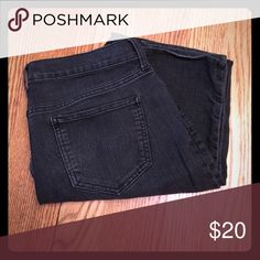Old Navy Diva Jeans In good shape, black jeans! Old Navy Jeans Straight Leg