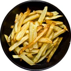 Картофель фри (Friet, French fries) – Бельгия – рецепт ❤ liked on Polyvore featuring food, fillers, food and drink, food & drinks, comida, backgrounds, circle, embellishment, circular and detail