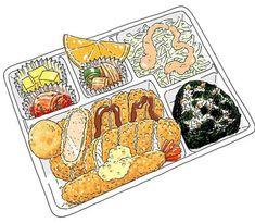 Desserts Drawing, Welcome Card, Food Sketch, Food Cartoon, Watercolor Food, Food Wallpaper, Oriental Food, Food Icons, Fake Food