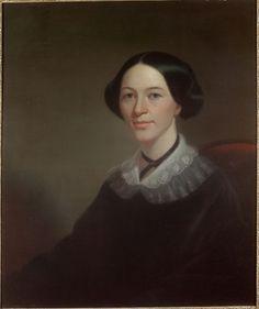 George Caleb Bingham Portrait of Elizabeth Jane (Thorton) Doniphan