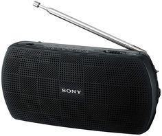 Sony intros a new amfm radio...$45