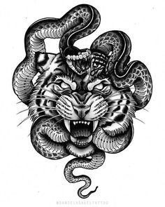 Every unique tattoo might mean something different to the person who has been tattooed. The traditional snake tattoo designs are diverse as their meanings are. Here are a few traditional Japanese snake tattoo designs worth considering. Japanese Tattoo Cherry Blossom, Japanese Tattoo Words, Japanese Tattoo Sleeve Samurai, Small Japanese Tattoo, Japanese Snake Tattoo, Japanese Tattoo Meanings, Japanese Tattoo Designs, Irezumi Tattoos, Kunst Tattoos