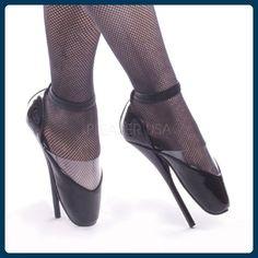 Devious Ballett-High Heels BALLET-12 37,5 EU - Damen pumps (*Partner-Link)
