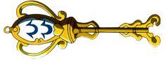 Aquarius' key