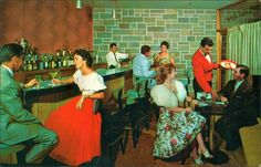 A set of old pics that shows inside of American bars and lounges in the and The Flagler Hotel and Country Club, South Falls. Catskill Resorts, Windsor Hotel, Surf Room, Drake Hotel, Purple Trees, Borscht, American Restaurant, Dirty Dancing, Bar Lounge