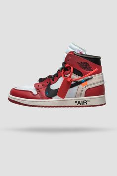 fbbe89b4e97 OFF-WHITE x Air Jordan 1 Retro High OG  Chicago