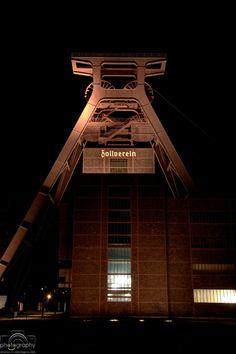 Zeche Zollverein...auf diesem Gelände sind wir mit unserem Unternehmen Knackstore UG auch beheimatet! #knackstream.com
