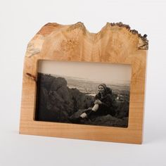Evergreen Wood Wooden Picture Frame - 4x6 $65.00