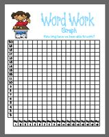 Word Work Ideas!