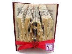 Deco Luisa: Libros artísticos o libros plegados, libros con mu...