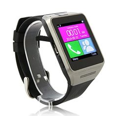 2014 Luxury Bluetooth Smart Watch Wrist Wrap Watch Phone for IOS Apple iphone 4/4S/5/5C/5S Android Samsung S2/S3/S4/S5/Note 2/Note 3 HTC... CIYOYO®