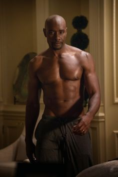 """Morris Chestnut ~ """"ah damn"""" was my reaction to this scene in Best Man Holiday. Thankful for the cocktail in hand!"""