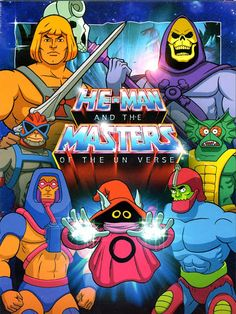 HE-MAN  - great overview of the characters (in Polish) Rolka Wspomnień: HE-MAN