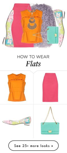 """""""Untitled #1808"""" by kohlanndesigns on Polyvore featuring Emilio Pucci, women's clothing, women's fashion, women, female, woman, misses, juniors, contestentry and fashionset"""