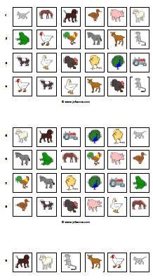 Boerderij downloads » Juf Sanne-->ook geluiden van de dieren!