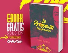"Check out new work on my @Behance portfolio: ""LA PRINCESA DESAPRENDIDA BOOK COVER DESIGN"" http://be.net/gallery/40529279/LA-PRINCESA-DESAPRENDIDA-BOOK-COVER-DESIGN"