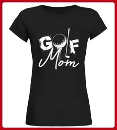 Golf Mom Golfer Golfing Golfen - Golf shirts (*Partner-Link)