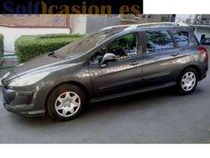 #PEUGEOT - 308 SW 1. 6HDI FAP PREMIUM 6 por 7.700€ #Madrid #segundamano http://www.solocasion.es http://owl.li/Re0Ok