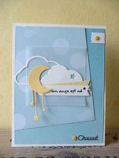 Baby Scrapbook, Scrapbook Cards, Mail Gifts, Baby Invitations, New Baby Cards, Baby Shower, Pretty Cards, Kids Cards, Mini Albums