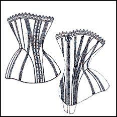 free corset patterns