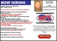 TVC Matrix MCA Motor Club of America