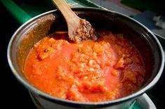 Sos pomidorowy klasyczny sos marinara