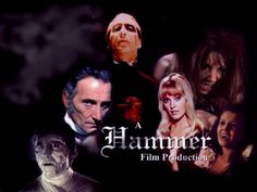 Hammer Horror. , they made great movies Christopher Lee's Dracula was fantastic .