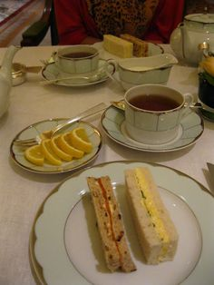 mad wednesday UK: Afternoon Tea at The Dorchester
