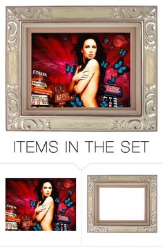 """Fine Art Print - Sex Girl Poster Framed Art"" by posters-print on Polyvore featuring art, fashionart and FineArtPrint"