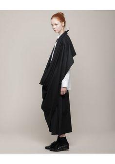 limi feu- coat Y's- skirt