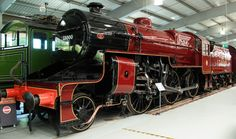 13000 (42700) at the National Railway Museum, Shildon, UK Photo by James E. Petts