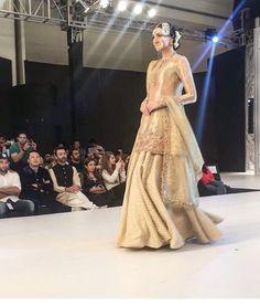 Gold lamé by Zara shahjahan