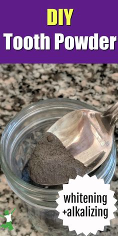 Home Remedies, Natural Remedies, Health Tips, Health And Wellness, Health Recipes, Herbal Toothpaste, Tooth Powder, Flora, Diy Shampoo