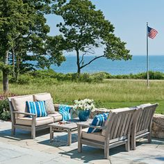 Perfect Palette - 65 Beachy Porches and Patios - Coastal Living